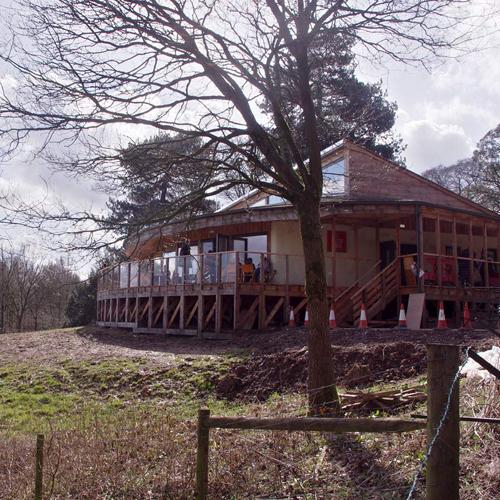 Cuerden Valley Park Visitor Centre and Café