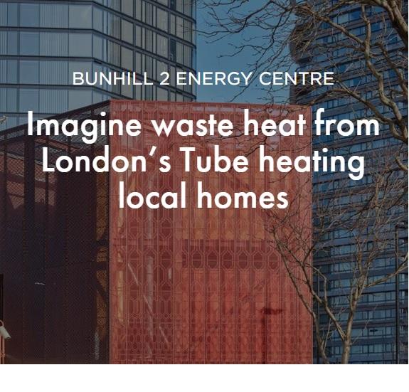 Bunhill 2 Energy Centre wins NLA environmental prize