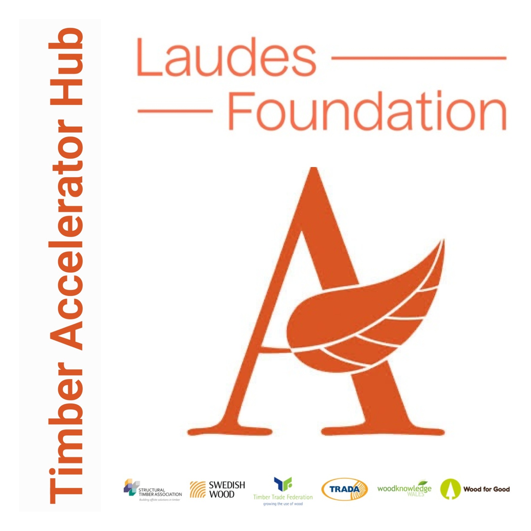 Funding received from Laudes Foundation to develop Timber Accelerator Hub