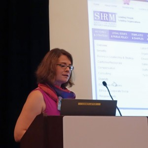 Beth Mirza, Manager of Online News, SHRM Online