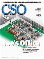 Cover image: CSO magazine