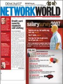 Cover image: Network World