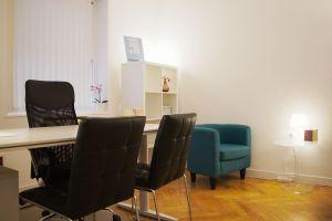 Nuestras localizacion: despacho de psicología en Madrid, calle de Juan Bravo 32