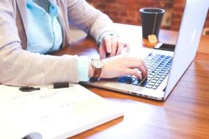 Sesión de terapia on-line de psicología