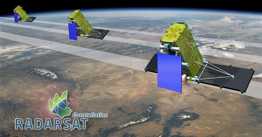 Image result for RADARSAT Constellation Mission product description