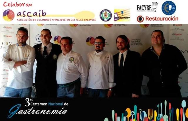 Presentación de la Selección Gastronómica Balear