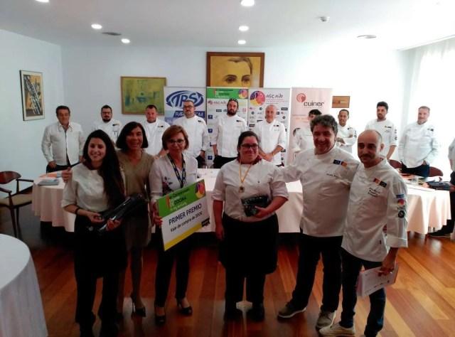 Menorca se lleva el primer Campeonato de Escuelas de Cocinas de Baleares