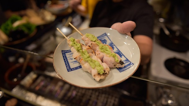 Pollo asado en sashimi – Zwilling Culinary World