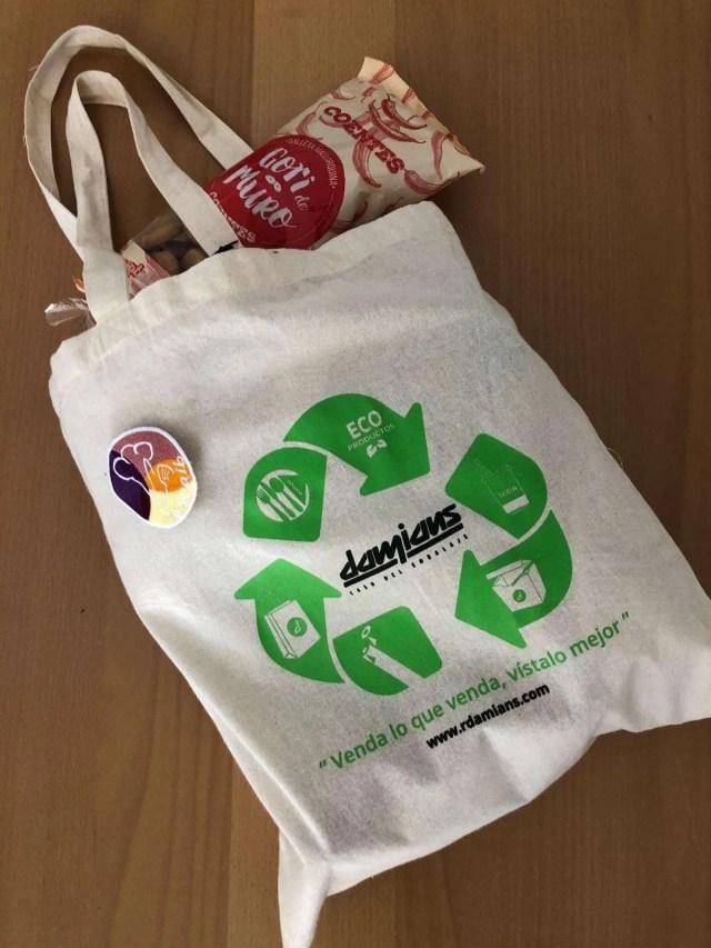Damians embalajes sostenibles