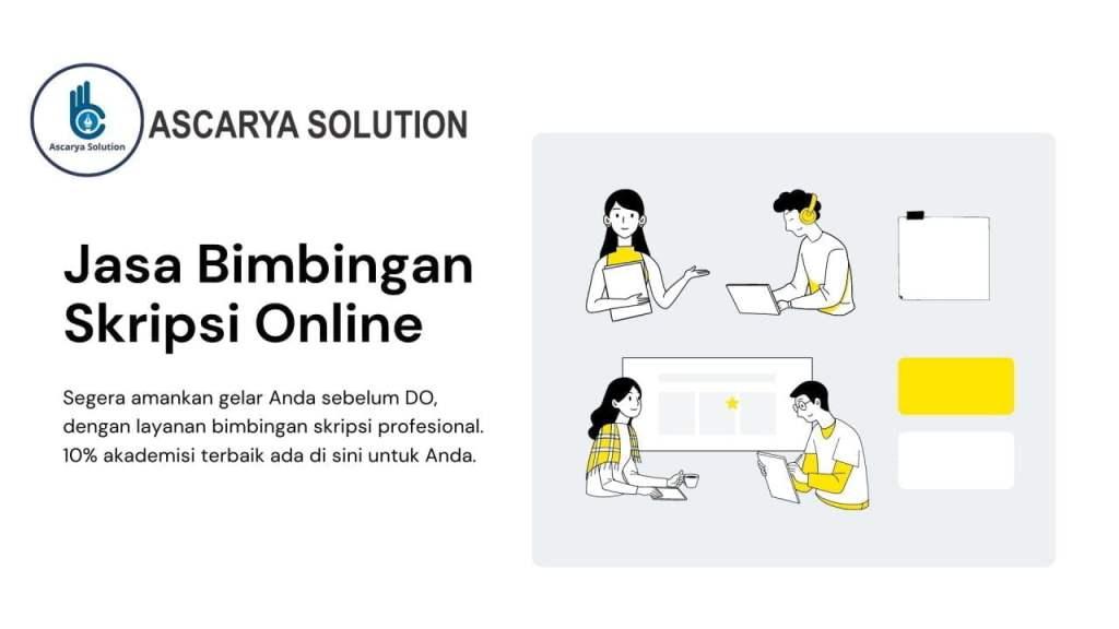 Bimbingan Skripsi Online