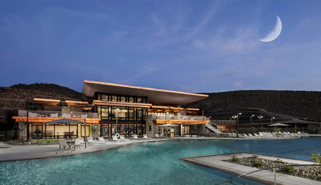 Residential/Hospitality Award of Merit: Ascaya Clubhouse