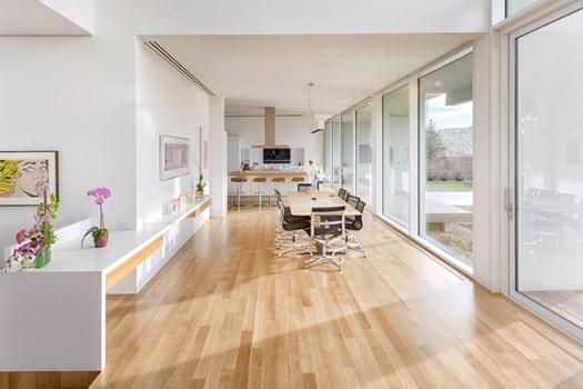 Richard-Meier-Interior