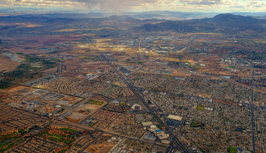 Las Vegas valley home prices grew in all ZIP codes