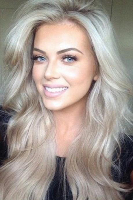 Haartrends Blond 2017