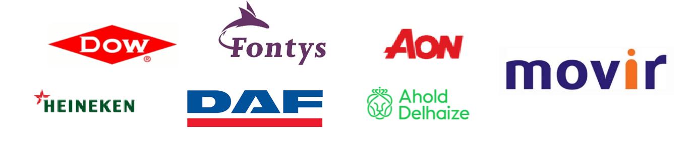 Klanten logo's Ascender The Working Life Company - Psychologen voor WerkVitaliteit