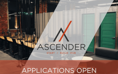 Ascender 2017 Incubation Cycle Open