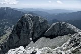 Pollegó Inferior (2.436 m). Pedraforca
