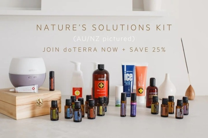 doTERRA's Nature's Solution Kit