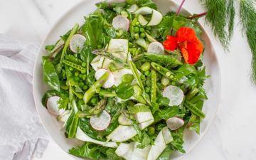 Asparagus Salad for your Christmas dinner