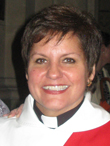 The Rev. Shelley McDade, Associate Rector