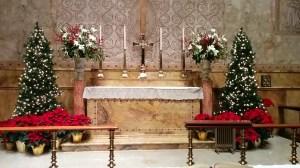 christmas 2014 altar