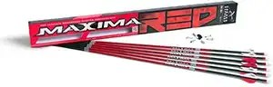 Carbon Express Maxima RED Fletched Carbon Arrows-300