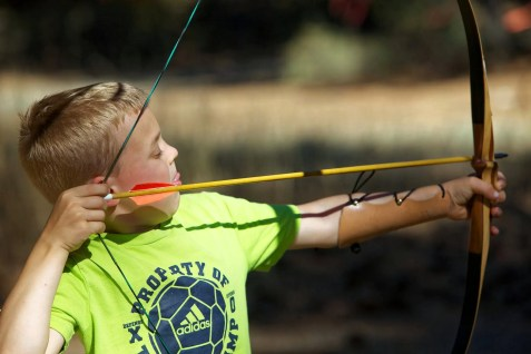 Archery Aiming Techniques & Styles