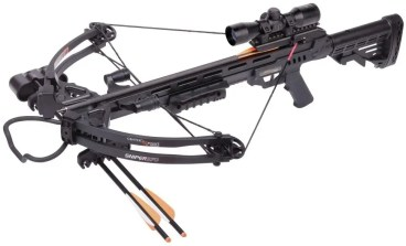 Types of Bows - Crossbows