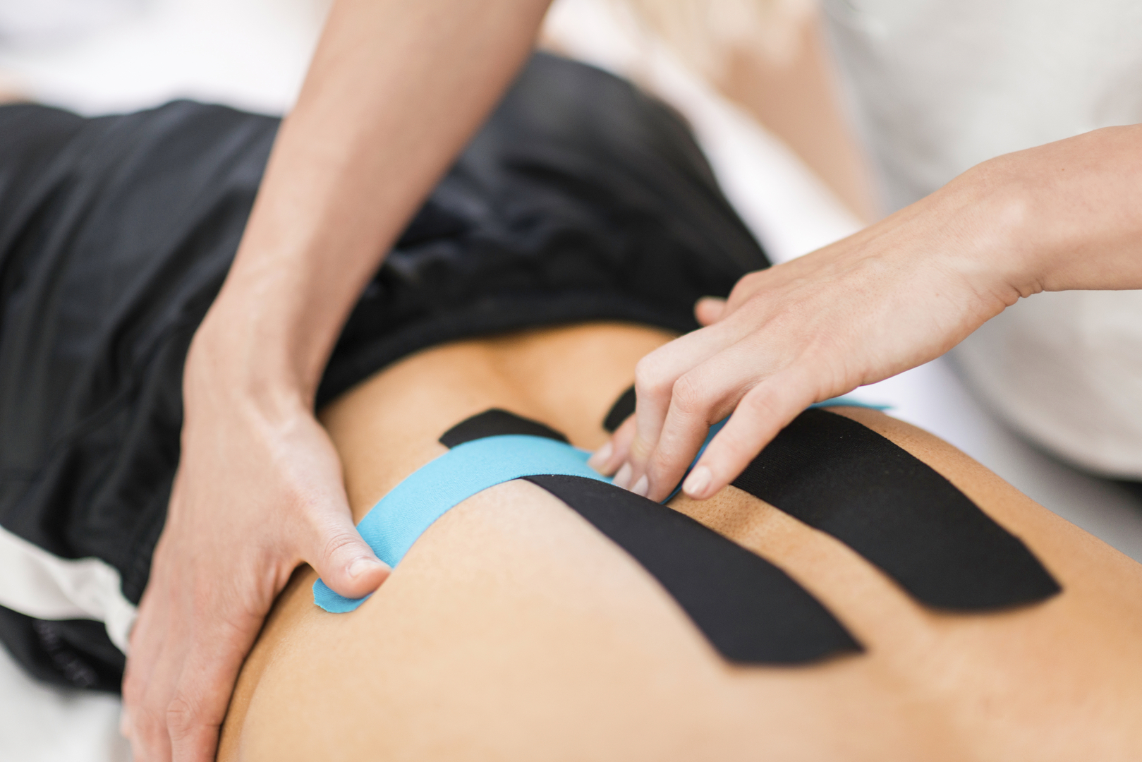KinesioTaping, Soft Tissue Therapy, & Physiotherapy  Brookfield Chiropractor