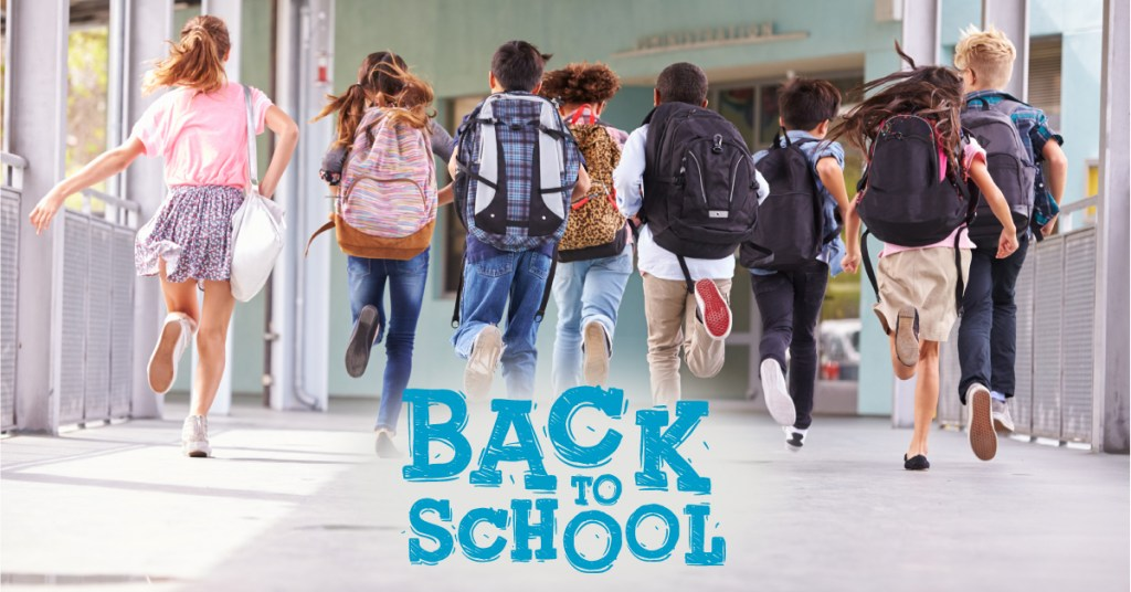 Back To School: Backpacks Shouldn't Mean Back Pain!