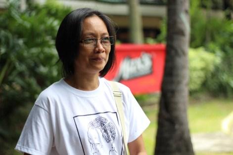 Ms. Lorena Villareal of Alay Bayan Luson, inc. (ABI)