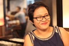 Former PNFSP executive director Estrella Catarata
