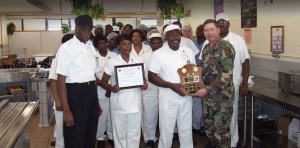 Fort Jackson Johnson Food Service