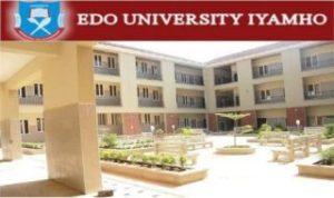 EDO UNIVERSITY PROCEDURE FOR PAYMENT OF SCHOOL FEES FOR THE 2018/2019 ACADEMIC SESSION -Edo University School fees -EDO UNIVERSITY PROCEDURE FOR PAYMENT OF SCHOOL FEES FOR 2019/2020 ACADEMIC SESSION