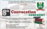 NOUN Convocation Ceremony