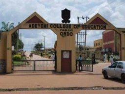 ACEONDO oau part-time degree admission form