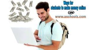 6 BEST WAYS FOR STUDENTS TO MAKE MONEY ONLINE IN NIGERIA