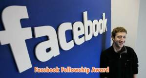 2019 Facebook Scholarship Awards for International students in USA