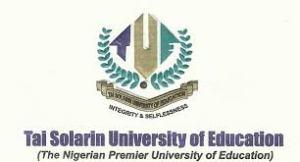 Tasued post utme form|Tai Solarin University of Education Utme form