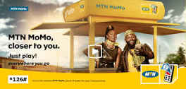 MTN Africa's first artificial intelligence service for Mobile Money | MTN MOMO 2020