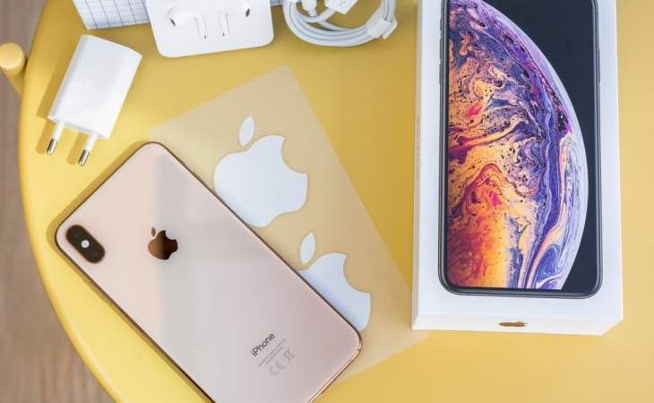 Apple iPhone XS Max August Review Star Rate 1