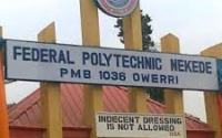 Fed Poly Nekede HND Acceptance fee