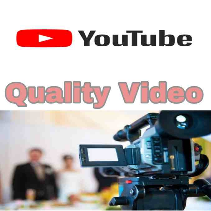 High Quality YouTube Video Monetizing Tips