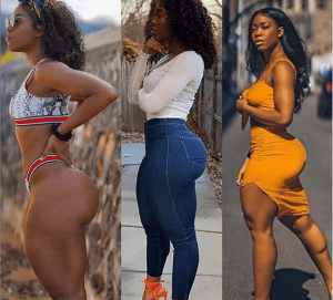 See photos of this insanely sexy model Edwina Wehjla, that's keeping men at home thirsty this coronavirus isolation period 6