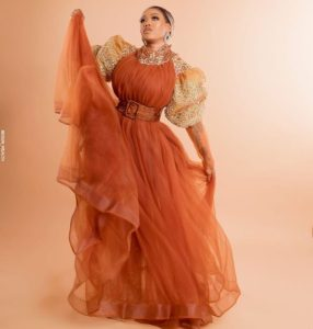 Toyin Lawani has a Lot to be Thankful For 2