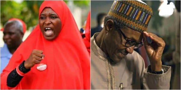 """Covik One Nine"" – Do Your Broadcast In Hausa, We Will Translate – Aisha Mocks President Buhari 1"