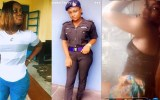 Beautiful Policewoman Sets Internet On Fire As She Twerks Up A Storm (PHOTOS/VIDEO) 3