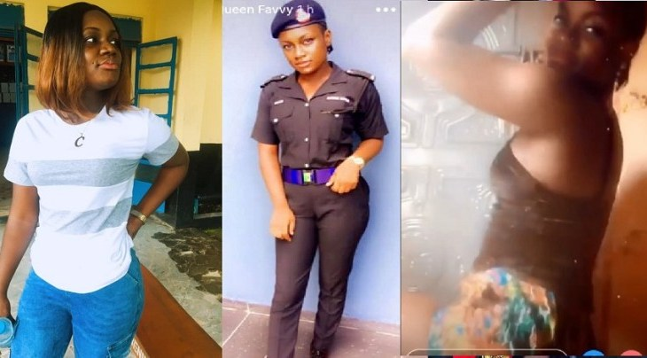 Beautiful Policewoman Sets Internet On Fire As She Twerks Up A Storm (PHOTOS/VIDEO) 4
