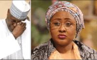 Coronavirus: Aisha Buhari Reacts As Atiku's Son Tests Positive 1