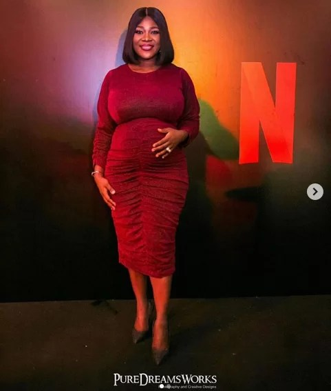 4 times Mercy Johnson melted our hearts with her baby bump photo 2